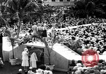 Image of fashion show Miami Beach Florida USA, 1931, second 11 stock footage video 65675055151