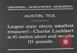 Image of Charlie Lockhart Austin Texas USA, 1931, second 10 stock footage video 65675055153