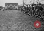 Image of American football players South Bend Indiana USA, 1935, second 8 stock footage video 65675055158