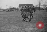 Image of American football players South Bend Indiana USA, 1935, second 11 stock footage video 65675055158