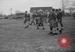 Image of American football players South Bend Indiana USA, 1935, second 12 stock footage video 65675055158