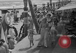 Image of fashion show Miami Beach Florida USA, 1935, second 9 stock footage video 65675055161