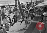 Image of fashion show Miami Beach Florida USA, 1935, second 12 stock footage video 65675055161