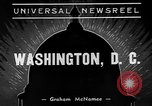 Image of Harold R Stark Washington DC USA, 1939, second 1 stock footage video 65675055169