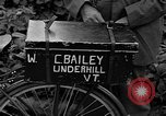 Image of W C Bailey Elgin Illinois USA, 1939, second 6 stock footage video 65675055170