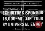 Image of Special Ambassador Newark New Jersey USA, 1939, second 1 stock footage video 65675055171