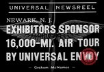Image of Special Ambassador Newark New Jersey USA, 1939, second 2 stock footage video 65675055171