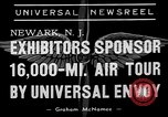 Image of Special Ambassador Newark New Jersey USA, 1939, second 4 stock footage video 65675055171