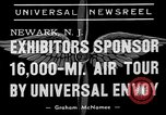 Image of Special Ambassador Newark New Jersey USA, 1939, second 7 stock footage video 65675055171