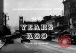 Image of devastated buildings Metropolis Illinois USA, 1935, second 1 stock footage video 65675055175
