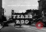 Image of devastated buildings Metropolis Illinois USA, 1935, second 2 stock footage video 65675055175