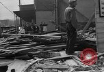 Image of devastated buildings Metropolis Illinois USA, 1935, second 11 stock footage video 65675055175