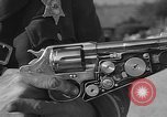 Image of combination revolver movie camera United States USA, 1935, second 6 stock footage video 65675055177