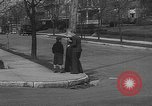 Image of fire alarm with manacle to discourage false alarms United States USA, 1935, second 4 stock footage video 65675055178
