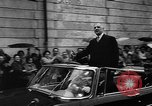 Image of Charles De Gaulle Monaco, 1960, second 9 stock footage video 65675055182