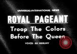 Image of Queen Elizabeth London England United Kingdom, 1960, second 5 stock footage video 65675055195
