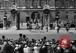Image of Queen Elizabeth London England United Kingdom, 1960, second 9 stock footage video 65675055195