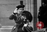 Image of Queen Elizabeth London England United Kingdom, 1960, second 12 stock footage video 65675055195
