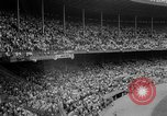 Image of Baseball All-star Game Cleveland Ohio USA, 1963, second 7 stock footage video 65675055206
