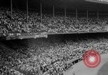 Image of Baseball All-star Game Cleveland Ohio USA, 1963, second 8 stock footage video 65675055206
