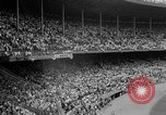 Image of Baseball All-star Game Cleveland Ohio USA, 1963, second 9 stock footage video 65675055206