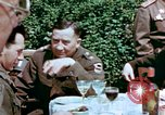 Image of American and Russian Generals Torgau Germany, 1945, second 2 stock footage video 65675055218
