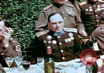 Image of American and Russian Generals Torgau Germany, 1945, second 7 stock footage video 65675055218