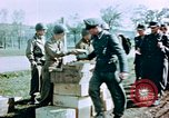 Image of German prisoners Germany, 1945, second 3 stock footage video 65675055224