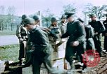 Image of German prisoners Germany, 1945, second 6 stock footage video 65675055224