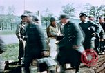 Image of German prisoners Germany, 1945, second 12 stock footage video 65675055224