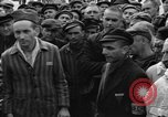Image of interview of prisoners Dachau Germany, 1945, second 1 stock footage video 65675055226