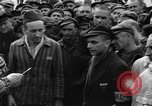 Image of interview of prisoners Dachau Germany, 1945, second 2 stock footage video 65675055226