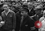 Image of interview of prisoners Dachau Germany, 1945, second 3 stock footage video 65675055226