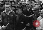 Image of interview of prisoners Dachau Germany, 1945, second 4 stock footage video 65675055226
