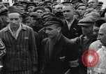 Image of interview of prisoners Dachau Germany, 1945, second 5 stock footage video 65675055226