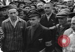 Image of interview of prisoners Dachau Germany, 1945, second 6 stock footage video 65675055226