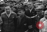 Image of interview of prisoners Dachau Germany, 1945, second 7 stock footage video 65675055226