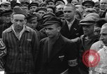 Image of interview of prisoners Dachau Germany, 1945, second 11 stock footage video 65675055226