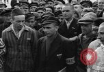 Image of interview of prisoners Dachau Germany, 1945, second 12 stock footage video 65675055226