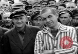 Image of interview of prisoners Dachau Germany, 1945, second 11 stock footage video 65675055227