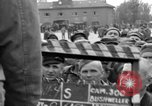 Image of interview of prisoner Dachau Germany, 1945, second 10 stock footage video 65675055228