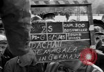Image of prisoner's interview Dachau Germany, 1945, second 11 stock footage video 65675055229