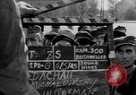Image of prisoner's interview Dachau Germany, 1945, second 7 stock footage video 65675055230