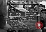 Image of prisoner's interview Dachau Germany, 1945, second 3 stock footage video 65675055233