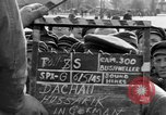 Image of prisoner's interview Dachau Germany, 1945, second 7 stock footage video 65675055233