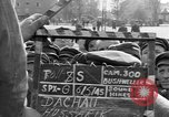 Image of prisoner's interview Dachau Germany, 1945, second 8 stock footage video 65675055233