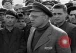 Image of prisoner's interview Dachau Germany, 1945, second 11 stock footage video 65675055233