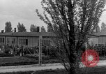 Image of prisoners Dachau Germany, 1945, second 4 stock footage video 65675055240