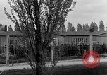 Image of prisoners Dachau Germany, 1945, second 7 stock footage video 65675055240