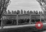 Image of prisoners Dachau Germany, 1945, second 10 stock footage video 65675055240